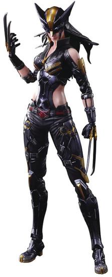 Marvel X-Men Variant Play Arts Kai X-23 Action Figure