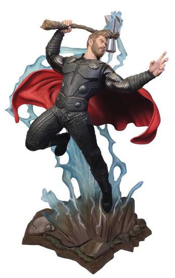 Marvel Avengers Infinity War Milestones Thor 16-Inch Statue