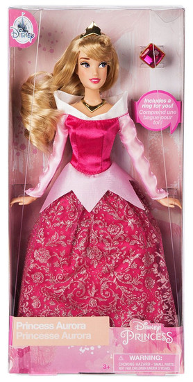Disney Princess Sleeping Beauty Classic Princess Aurora Exclusive 11.5-Inch Doll [with Ring]