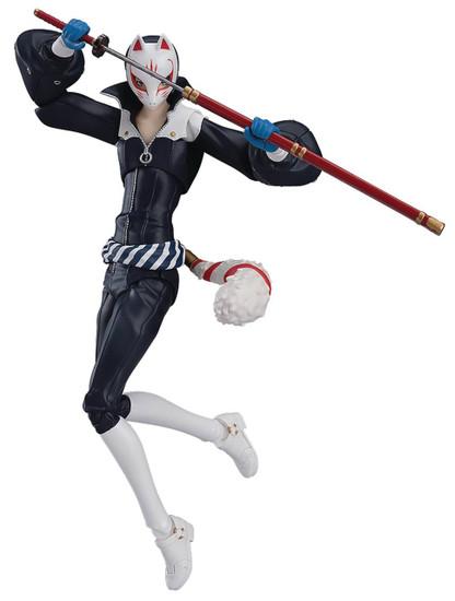 Persona 5 Figma Fox Action Figure #404