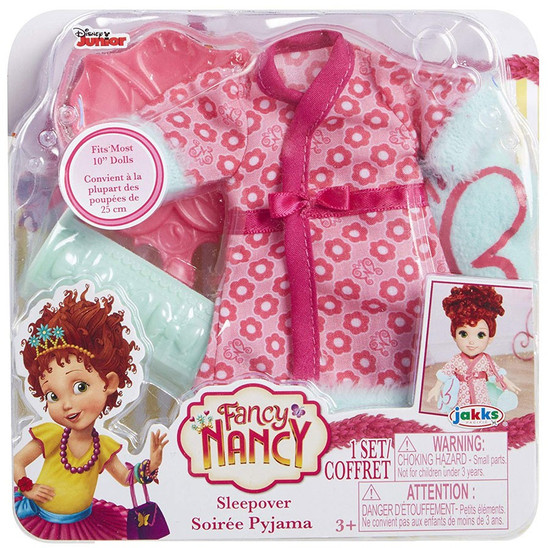 Disney Junior Fancy Nancy Sleepover Accessory Pack