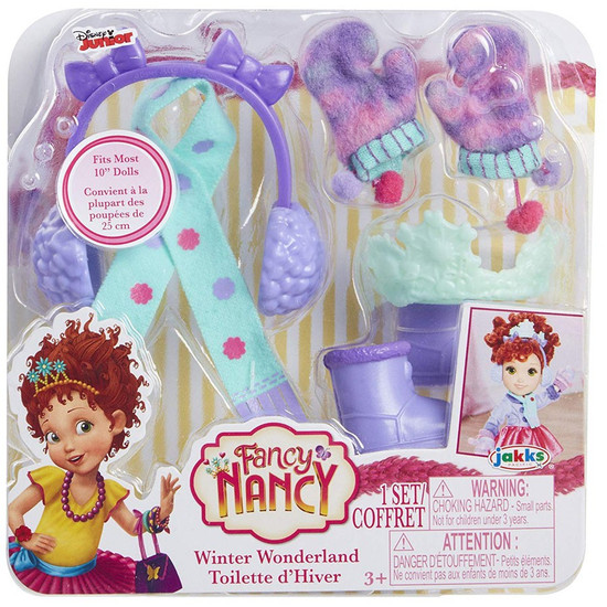 Disney Junior Fancy Nancy Winter Wonderland Accessory Pack