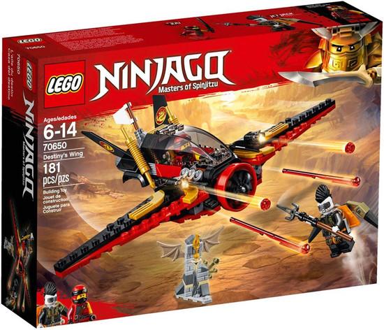 LEGO Ninjago Destiny's Wing Set #70650