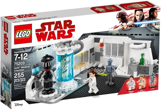 LEGO Star Wars The Empire Strikes Back Hot Medical Chamber Set #75203