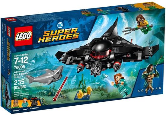 LEGO DC Super Heroes Aquaman: Black Manta Strike Exclusive Set #76095