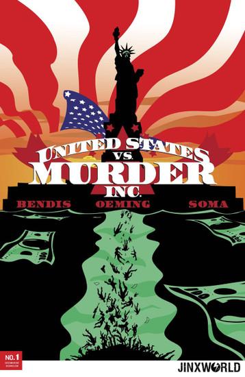 DC United States Vs Murder Inc. #1 of 6 Comic Book