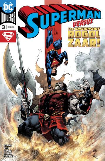 DC Superman #3 Comic Book