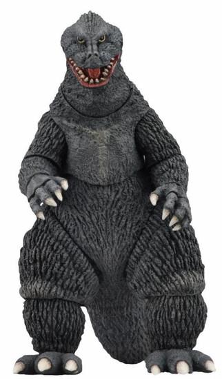NECA Godzilla 1962 Godzilla Action Figure [King Kong Vs. Godzilla]