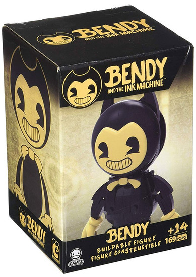 Bendy and the Ink Machine C3 Construction Bendy Buildable Figure