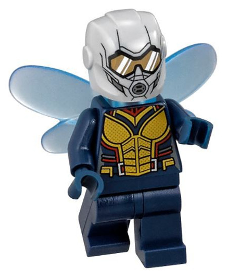 LEGO Marvel Ant-Man and the Wasp The Wasp Minifigure [Loose]
