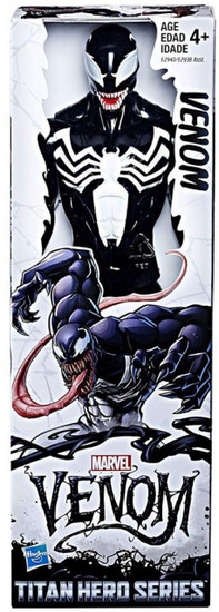 Marvel Titan Hero Series Venom Action Figure