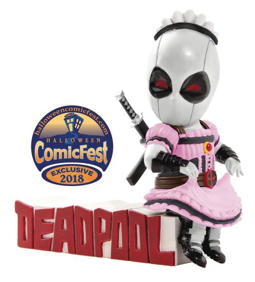 Marvel Deadpool Exclusive Action Figure MEA-004 [Servant, X-Force Costume]