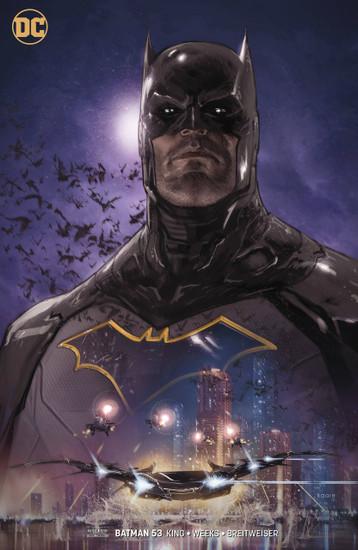 DC Batman #53 Comic Book [Variant Cover]