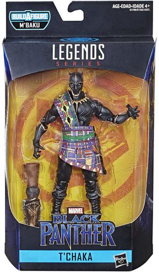 Black Panther Marvel Legends M'Baku Series T'Chaka Action Figure [Black Panther]