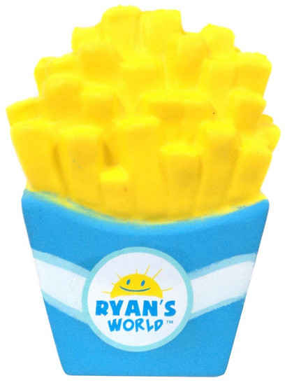 Ryan's World Squishies French Fries 5.5-Inch Squeeze Toy