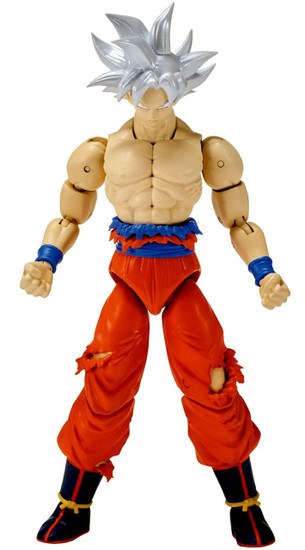 Dragon Ball Super Dragon Stars Series 7 Ultra Instinct Goku Action Figure [Broly Build-a-Figure]