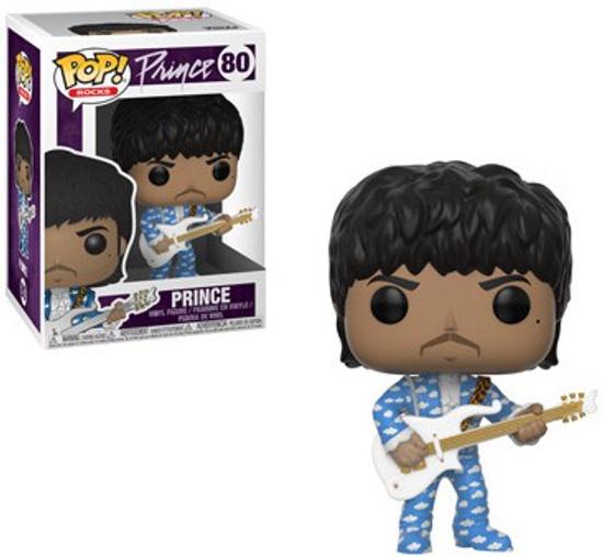 Funko POP! Rocks Prince Vinyl Figure #80 [Around the World]