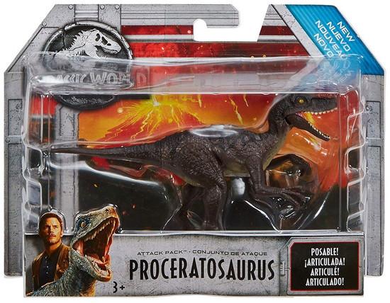 Jurassic World Fallen Kingdom Attack Pack Proceratosaurus Action Figure
