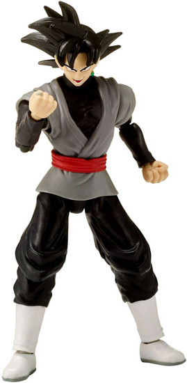Dragon Ball Super Dragon Stars Series 8 Goku Black Action Figure [Broly Build-a-Figure]