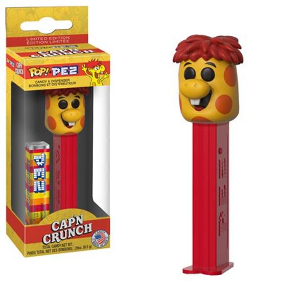 Funko Quaker Oats POP! PEZ Crunchberry Monster Candy Dispenser