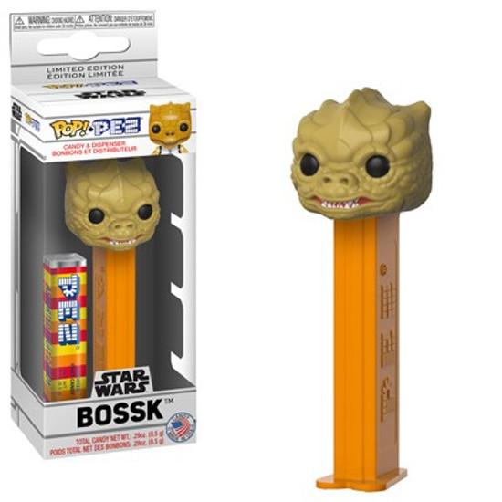 Funko Star Wars POP! PEZ Bossk Candy Dispenser