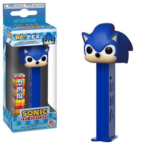 Funko POP! PEZ Sonic Candy Dispenser