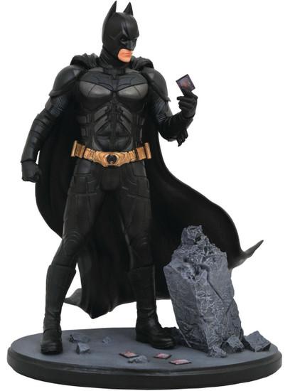 DC The Dark Knight Gallery Batman 9-Inch Collectible PVC Statue