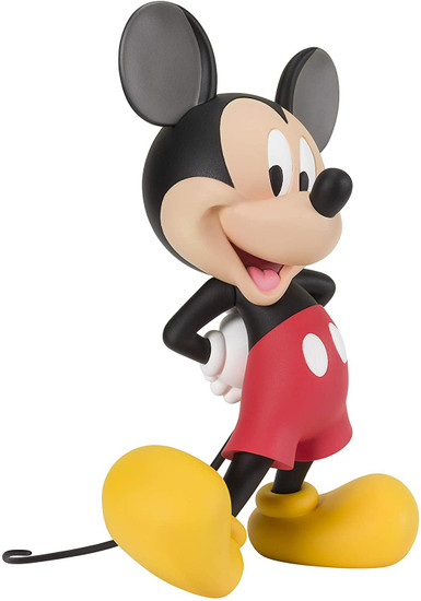 Disney Figuarts Zero Mickey Mouse 5.1-Inch Collectible PVC Statue [1940's]