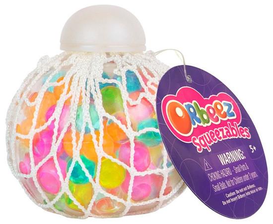 Squeezables Orbeez Rainbow Squeeze Toy