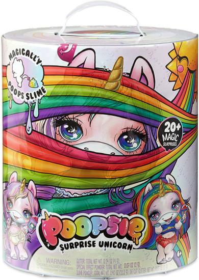 Poopsie Slime Surprise! Version 1 Surprise Unicorn Mystery Figure [Rainbow Brightstar OR Oopsie Starlight]