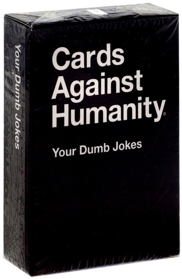 Cards Against Humanity Your Dumb Jokes Card Game Expansion