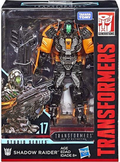 Transformers Generations Studio Series Shadow Raider Deluxe Action Figure #17