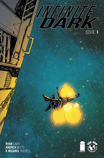 Image Comics Infinite Dark #1 Comic Book
