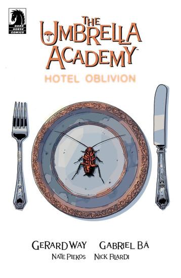 Dark Horse Umbrella Academy #1 Hotel Oblivion Comic Book