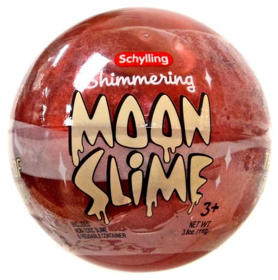 Shimmering Moon Slime Red