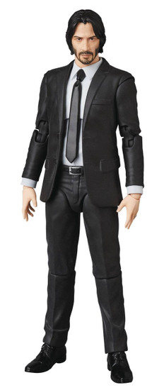 John Wick: Chapter 2 MAFEX John Wick Action Figure [Chapter 2]