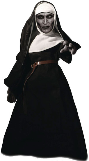 The Conjuring Universe The Nun 18-Inch Deluxe Doll Figure [Film Accurate]