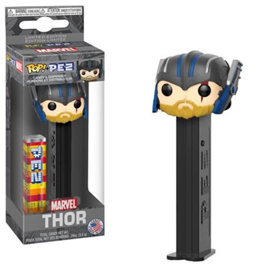 Funko Marvel Thor: Ragnarok POP! PEZ Thor Candy Dispenser