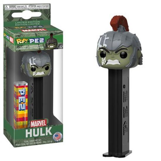 Funko Marvel POP! PEZ Hulk Candy Dispenser