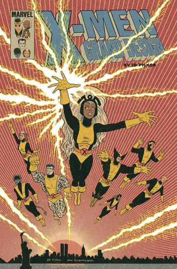 Marvel Comics X-Men Grand Design #2 Second Genesis Comic Book [Piskor Variant Cover]
