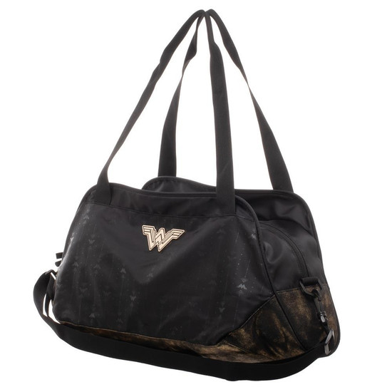 DC Wonder Woman Athletic Duffle Bag