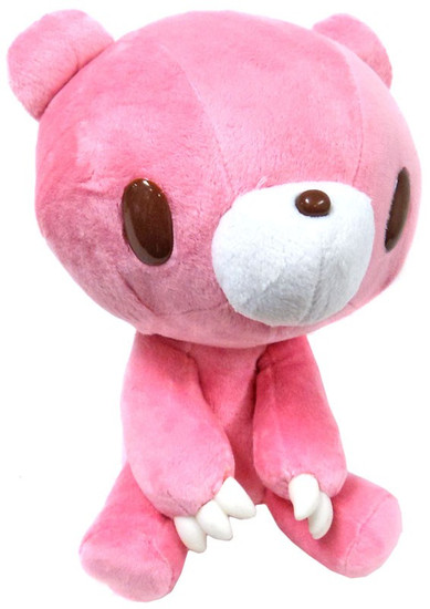 Gloomy The Naughty Grizzly 9-Inch Plush [Pink]