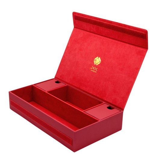 Card Supplies Dex Supreme Red Game Chest