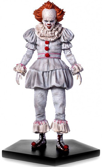 IT Movie (2017) Pennywise 7-Inch Statue