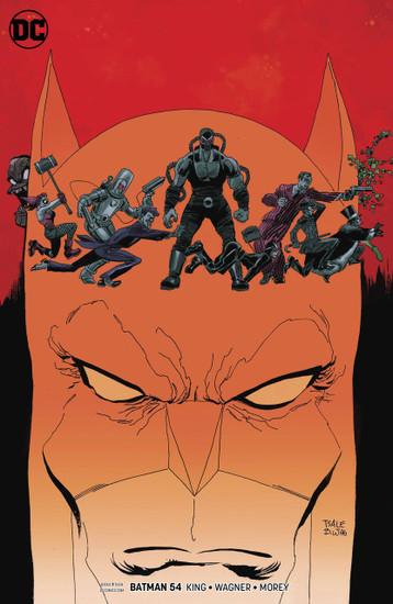 DC Batman #54 Comic Book [Variant]