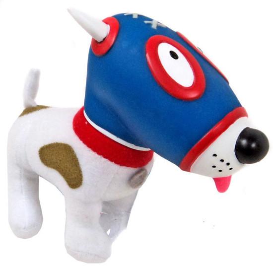 Mucha Lucha Talkin' Slammers The Masked Dog Plush with Sound