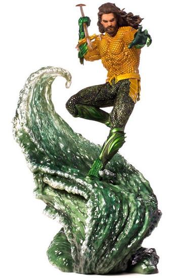 DC Aquaman Statue