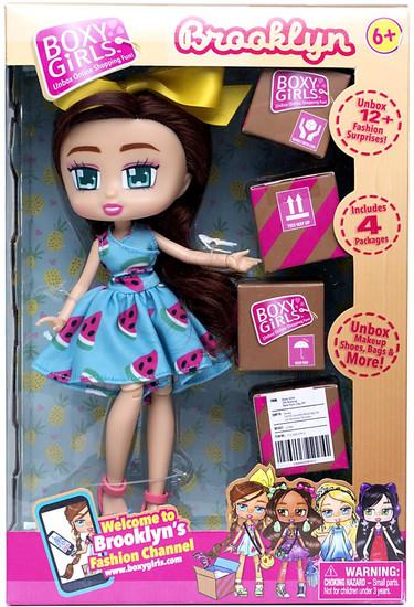 Boxy Girls Series 1 Brooklyn Doll