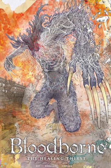 Titan Comics Bloodborne #6 Healing Thirst Comic Book [Cover A]