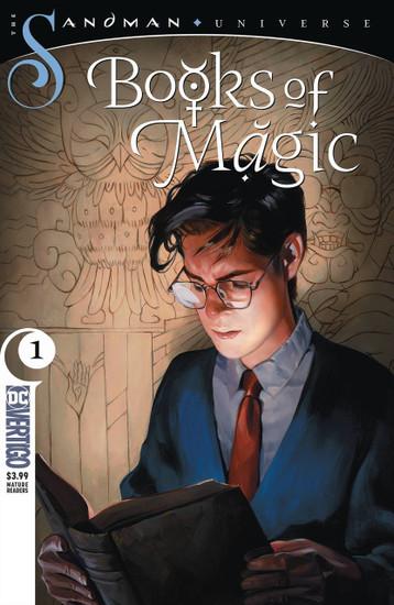 DC Books of Magic #1 The Sandman Universe Comic Book